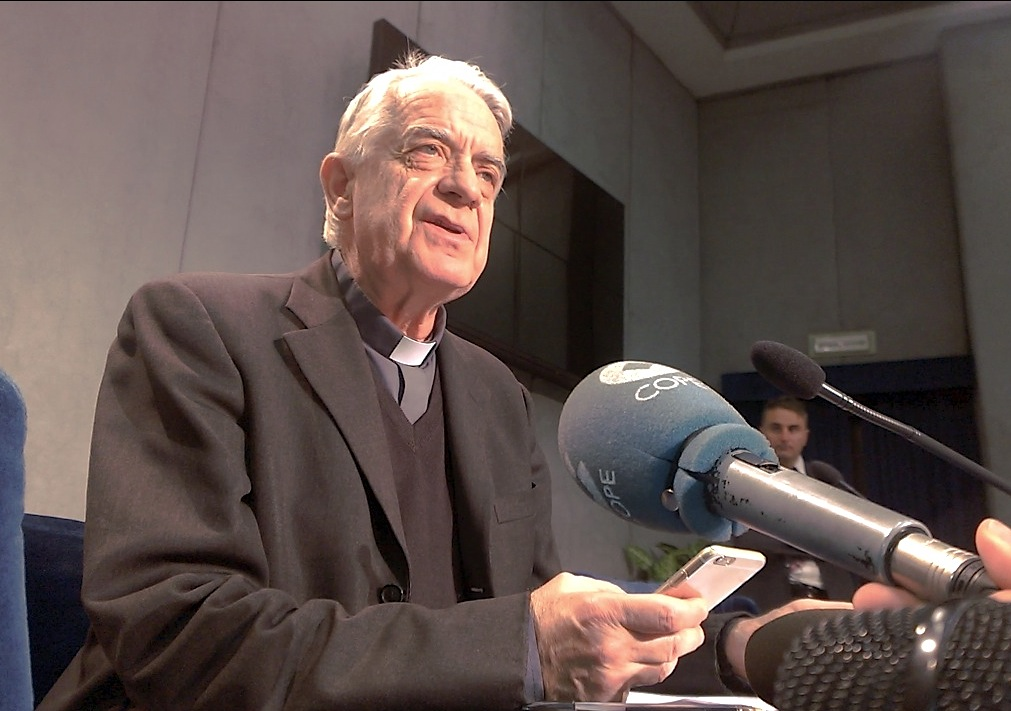 Le P. Federico Lombardi