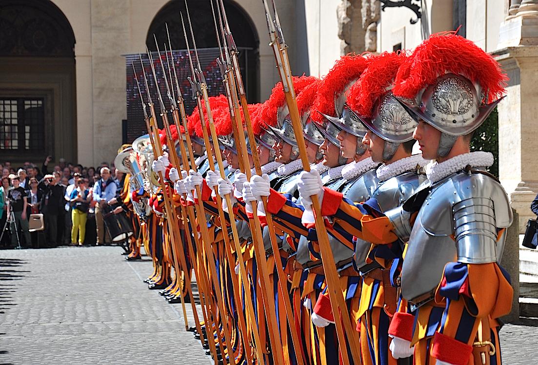Gardes suisses (2014)