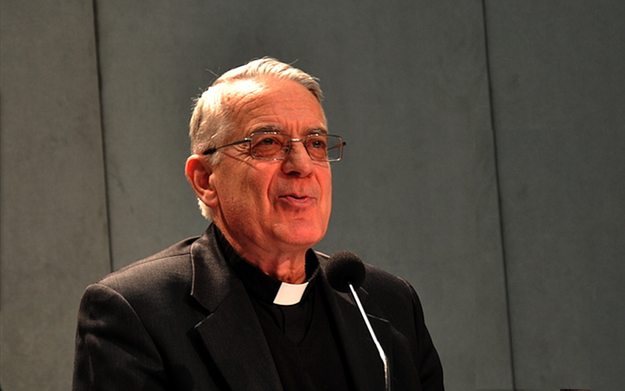 P. Federico Lombardi, SJ, - (c) ZENIT - HSM