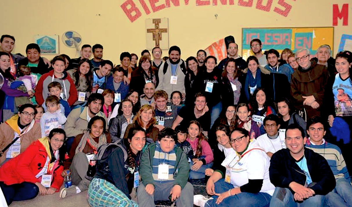 IV Meeting of missionaries at Argentina - October 2016