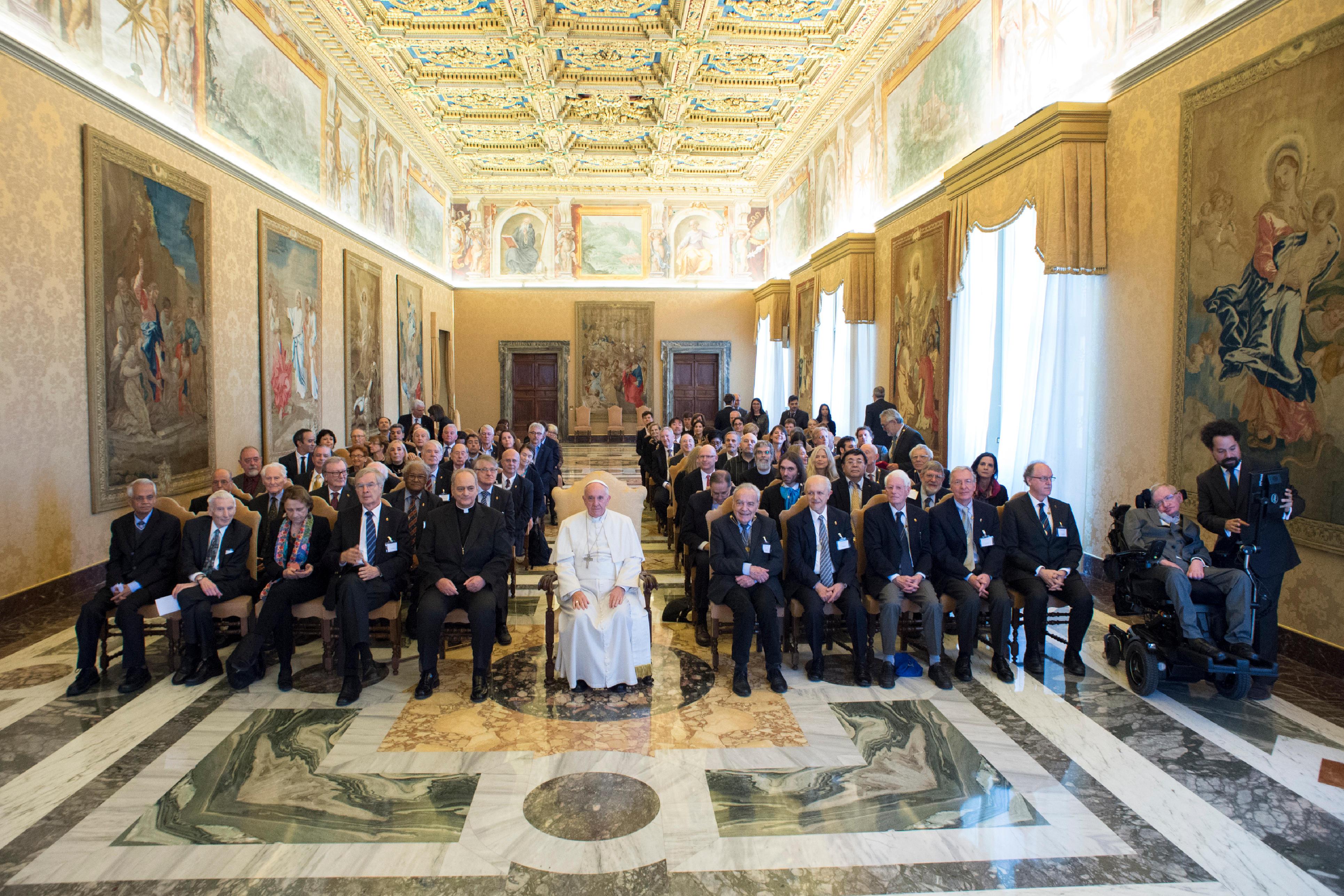 Assemblée plénière de l'Académie pontificale des sciences © L'Osservatore Romano