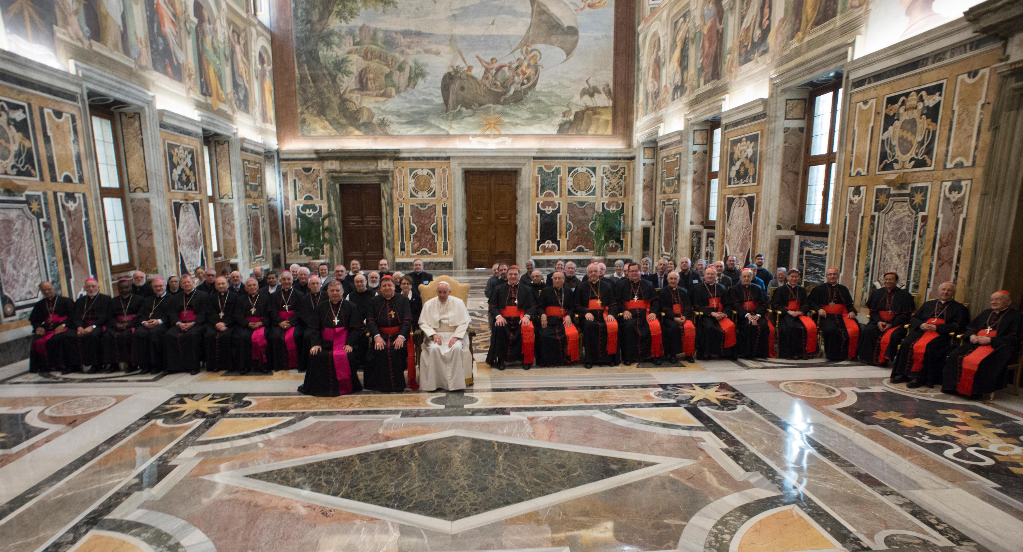 Plénière de la Congrégation pour les Instituts de Vie consacrée © L'Osservatore Romano