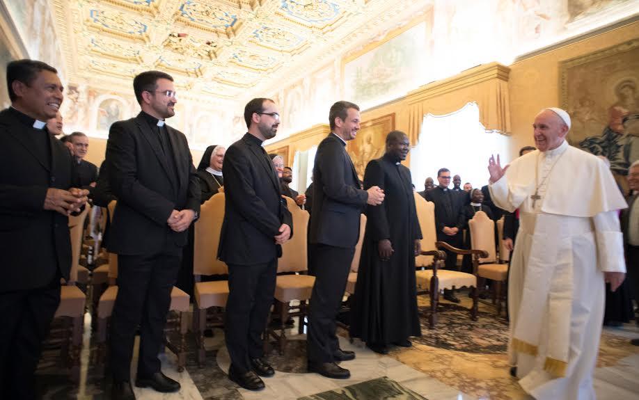 Séminaire pontifical de Campanie, Posillipo © L'Osservatore Romano