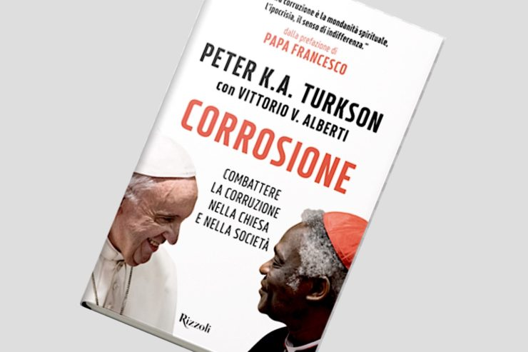 """Corrosione"" du card. Turkson, Rizzoli.it"