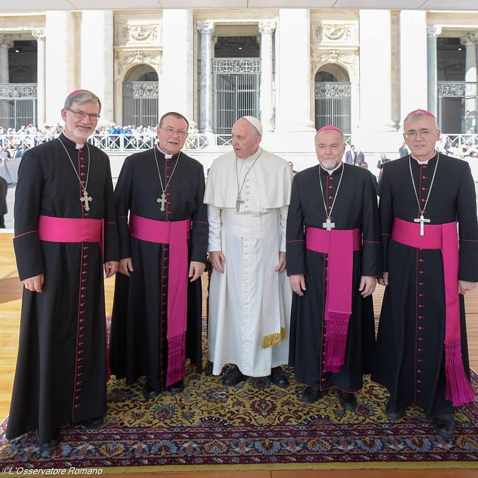 Jubilé de la miséricorde des évêques catholiques de Russie, 2016 © L'Osservatore Romano