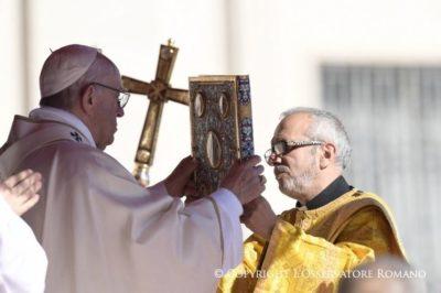 Evangile © L'Osservatore Romano