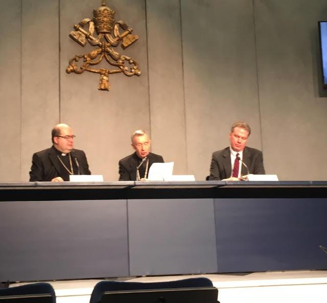 Le card. Koch (à droite) et le pasteur Tveit @ COE