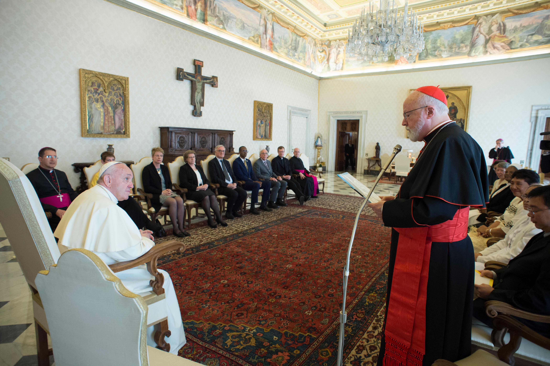 Commission pour la protection des mineurs © Vatican Media
