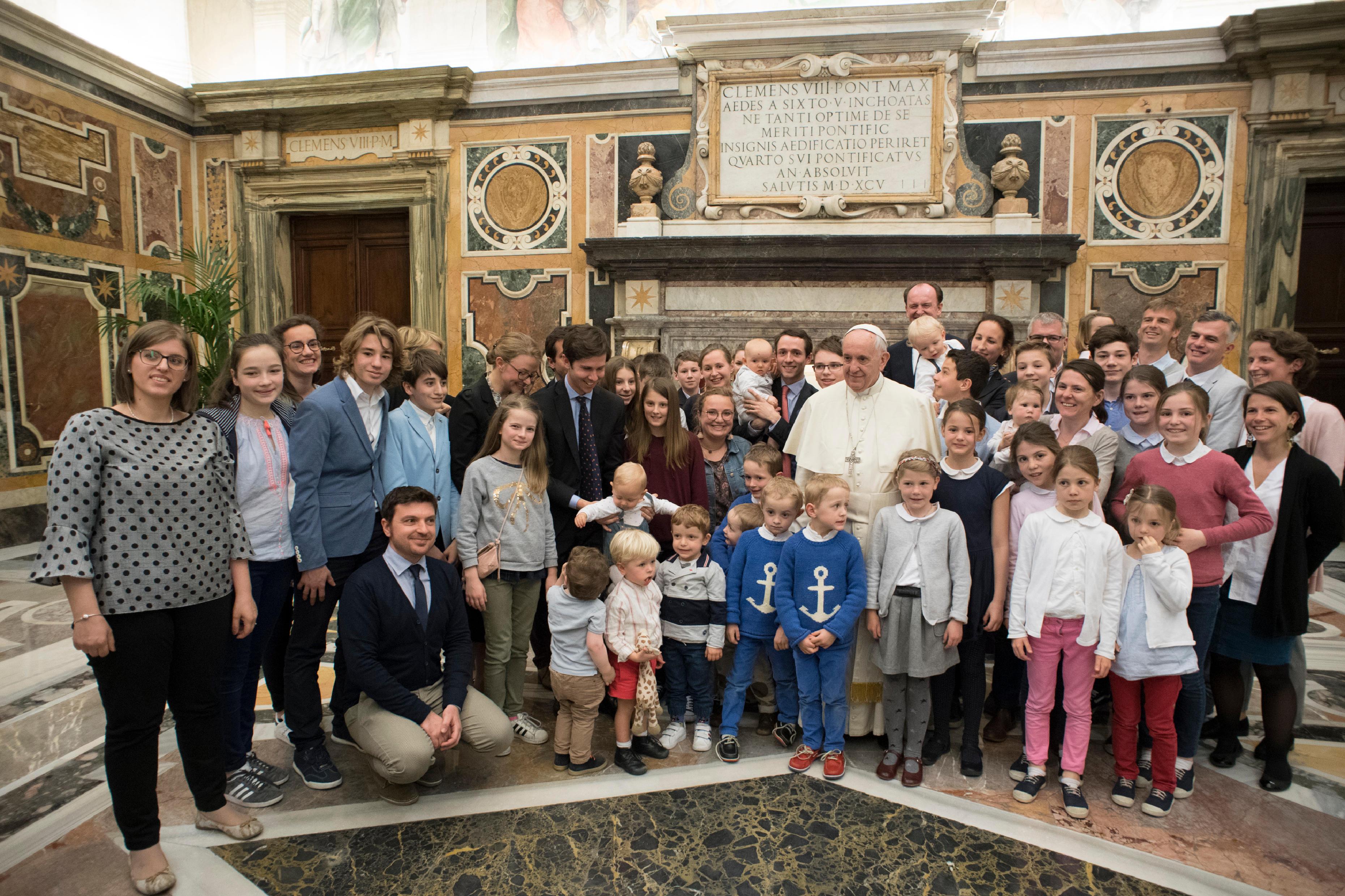 Communauté de l'Emmanuel © Vatican Media