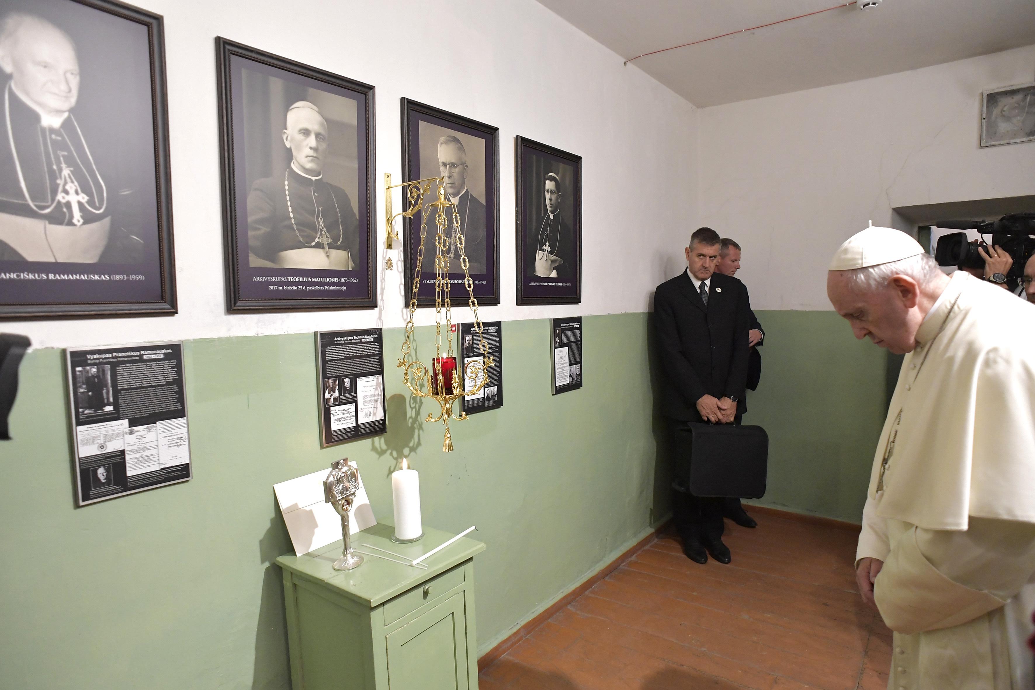 Musée des Occupations, Vilnius © Vatican News