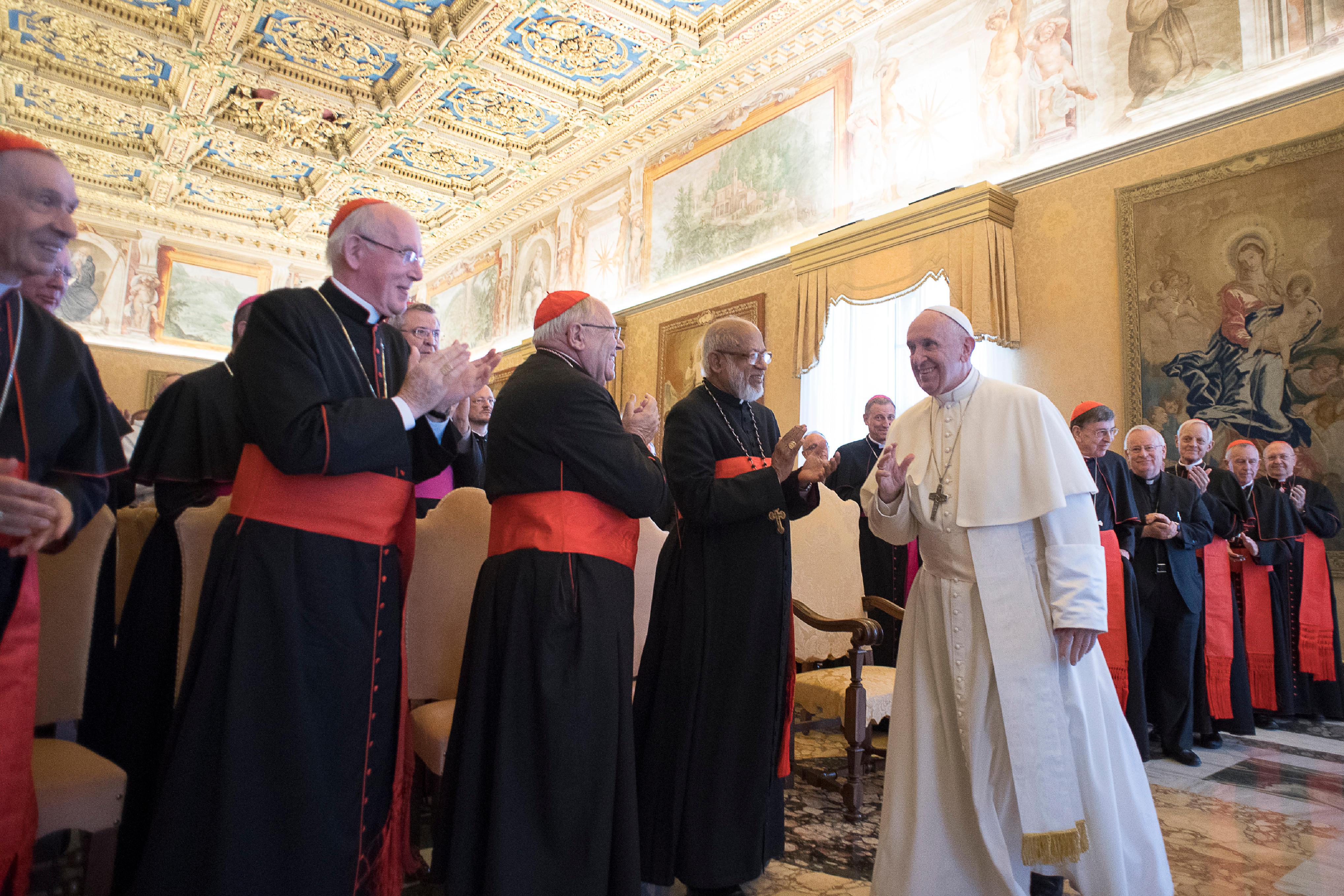 Conseil pontifical pour la promotion de l'unité des chrétiens © Vatican Media