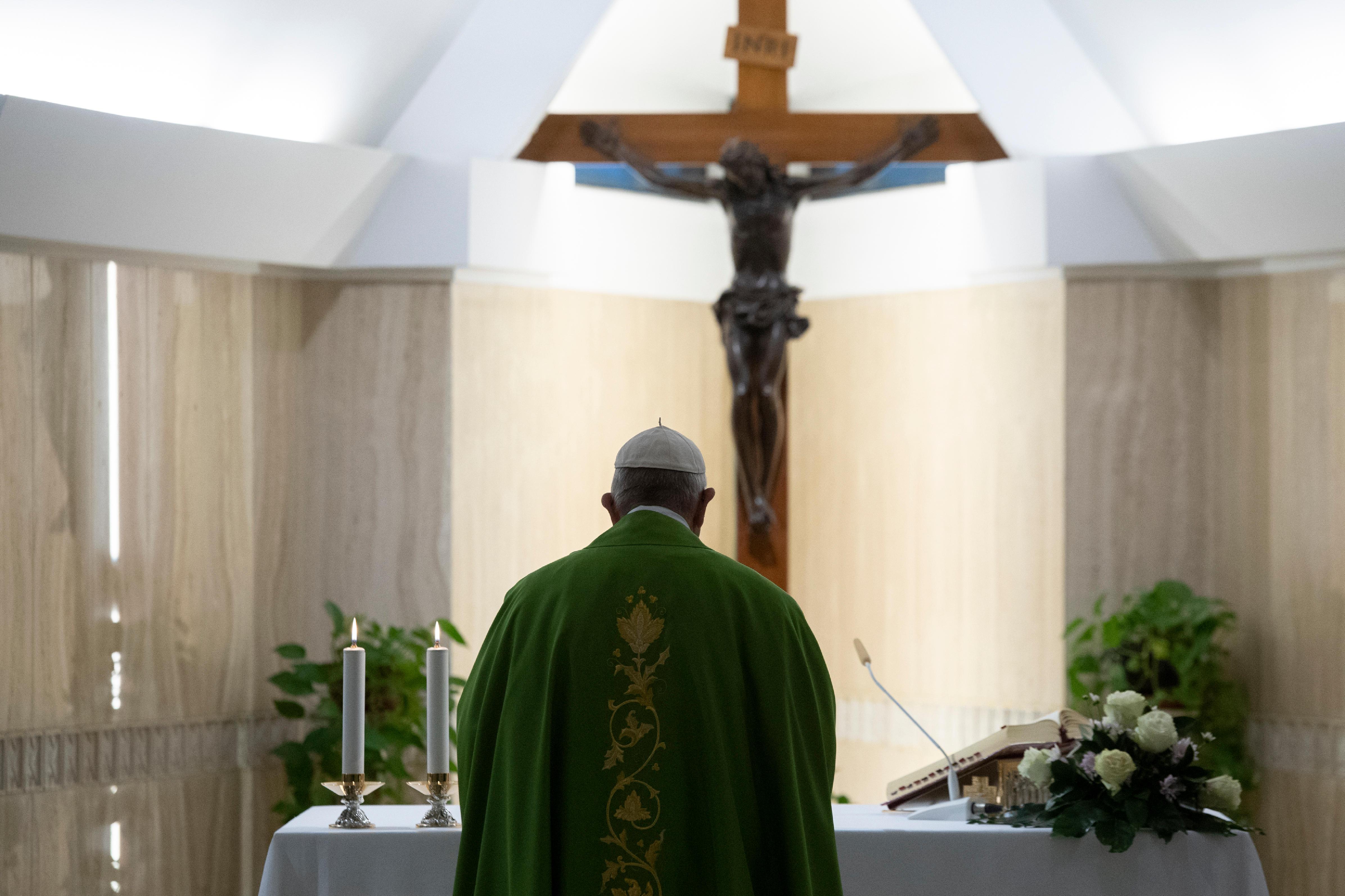 Messe à Ste-Marthe : qui est le Christ pour toi ?  SFO0558