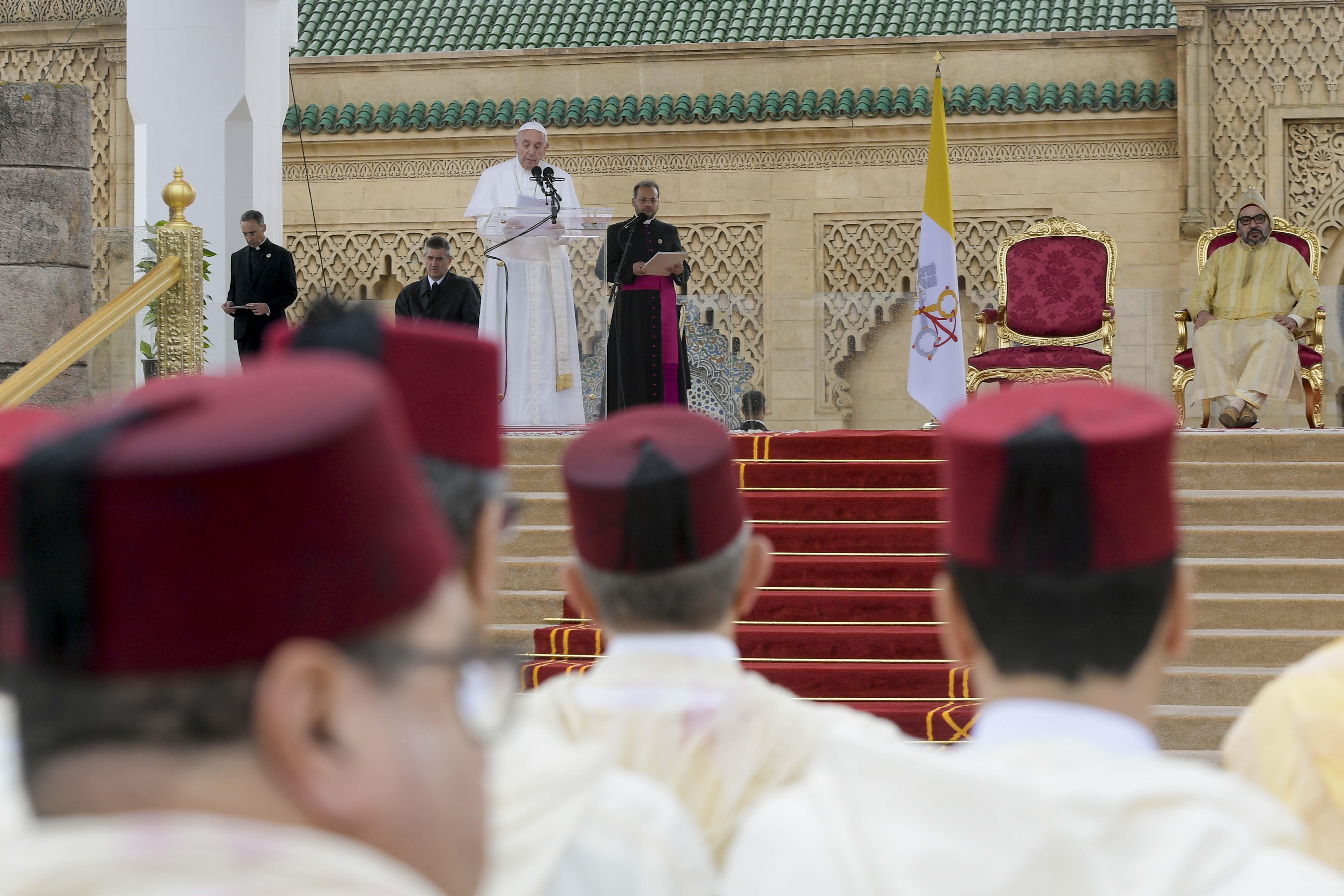 Maroc : passer de la simple tolérance au respect et à l'estime d'autrui  SFO1717
