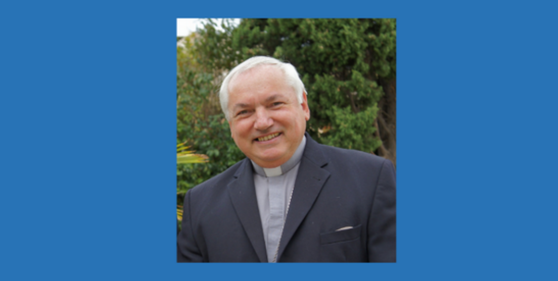 Mgr Aveline ©marseille.catholique.fr