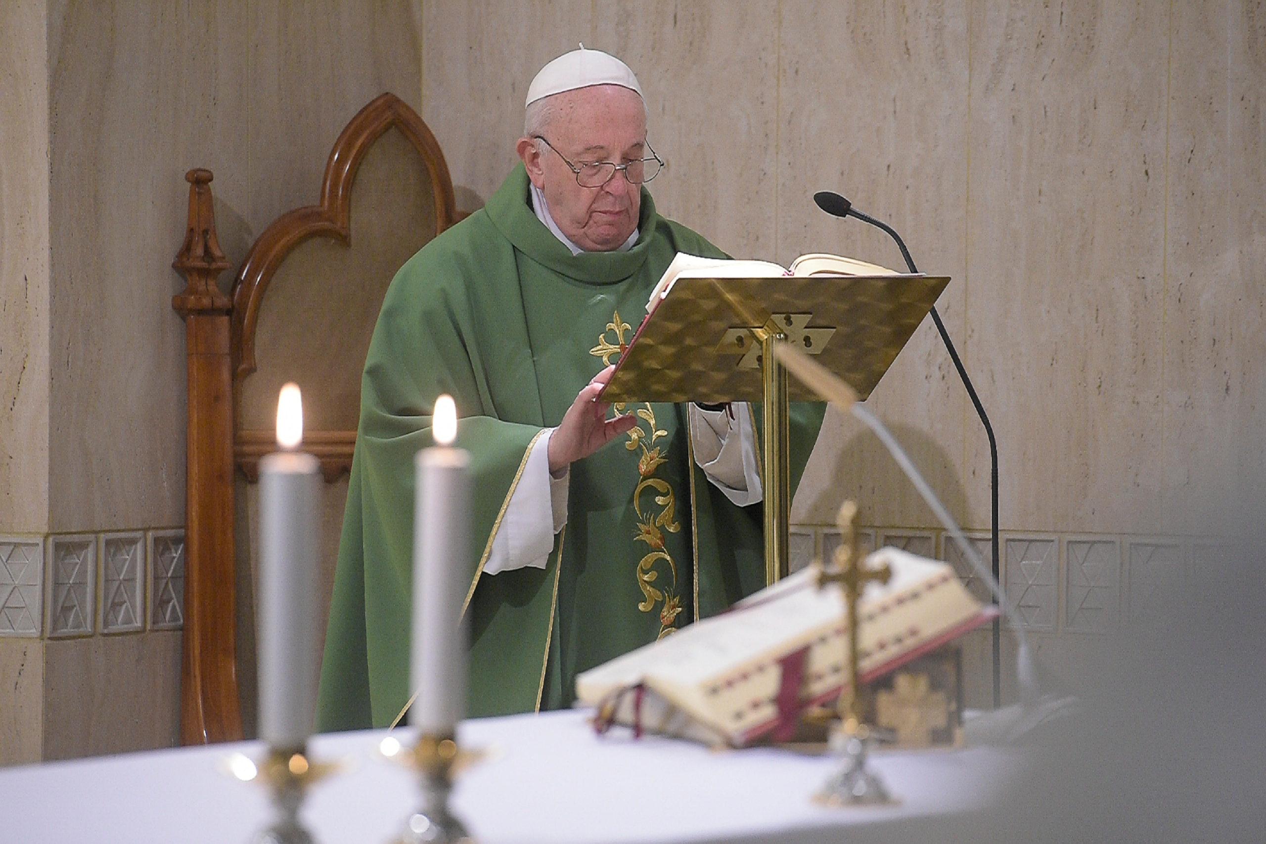 Messe à Ste-Marthe: l'autorité n'est pas le commandement, mais la cohérence 00014_14012020-scaled