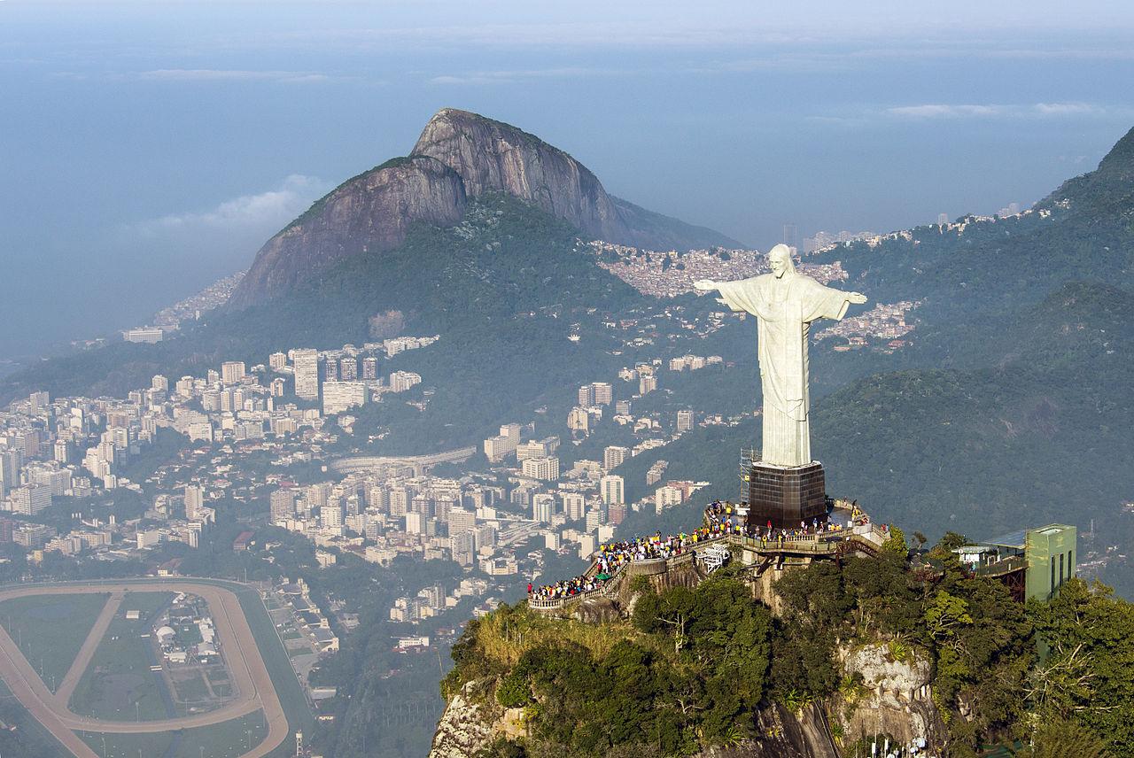 Rio de Janeiro © wikimedia commons / Chensiyuan