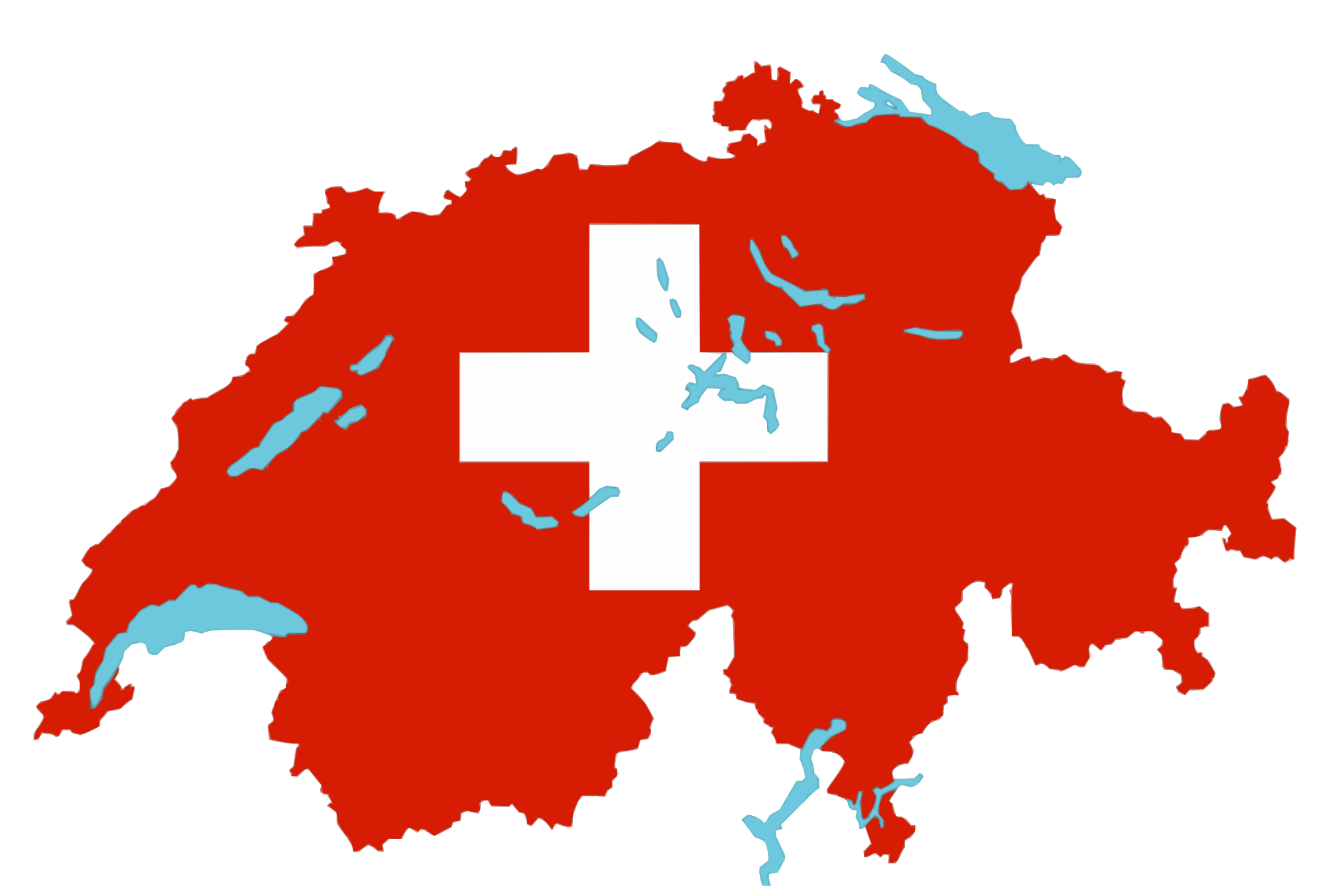 Logo for the Wikipedia Portal Switzerland