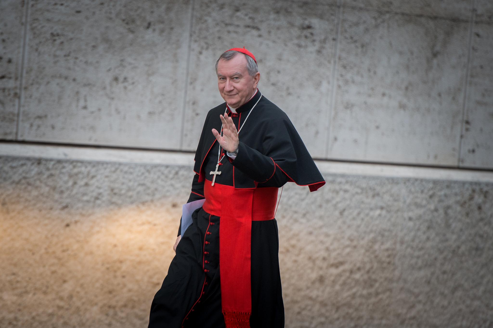Le cardinal Pietro Parolin © L'Osservatore Romano