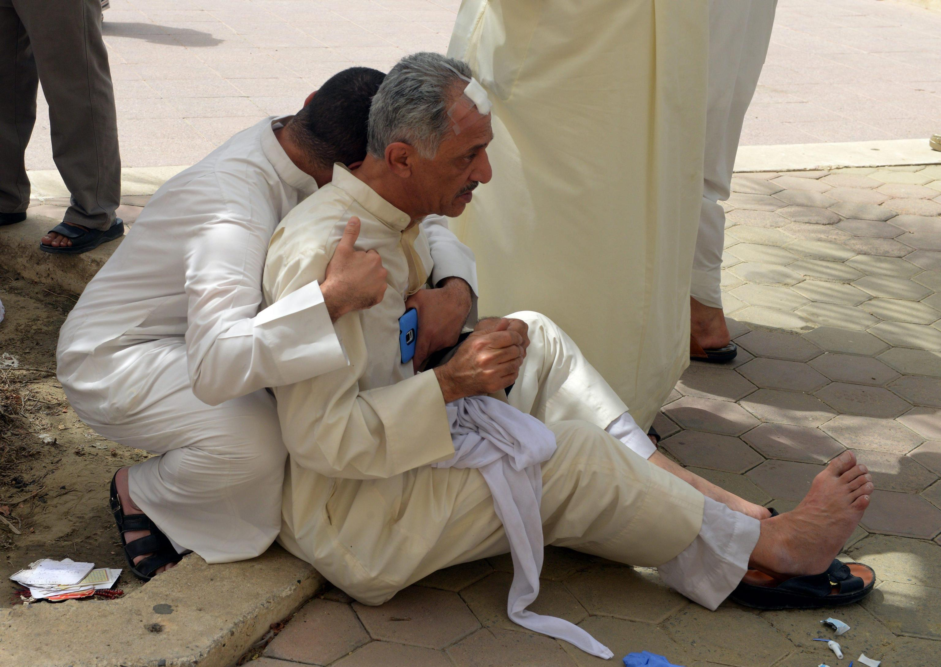 Terror attack against Shiite mosque in Kuwait City