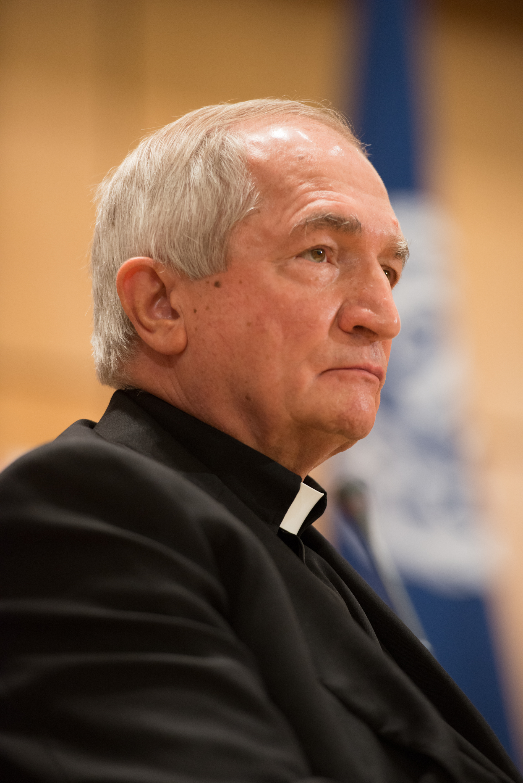 Mgr Silvano Maria Tomasi