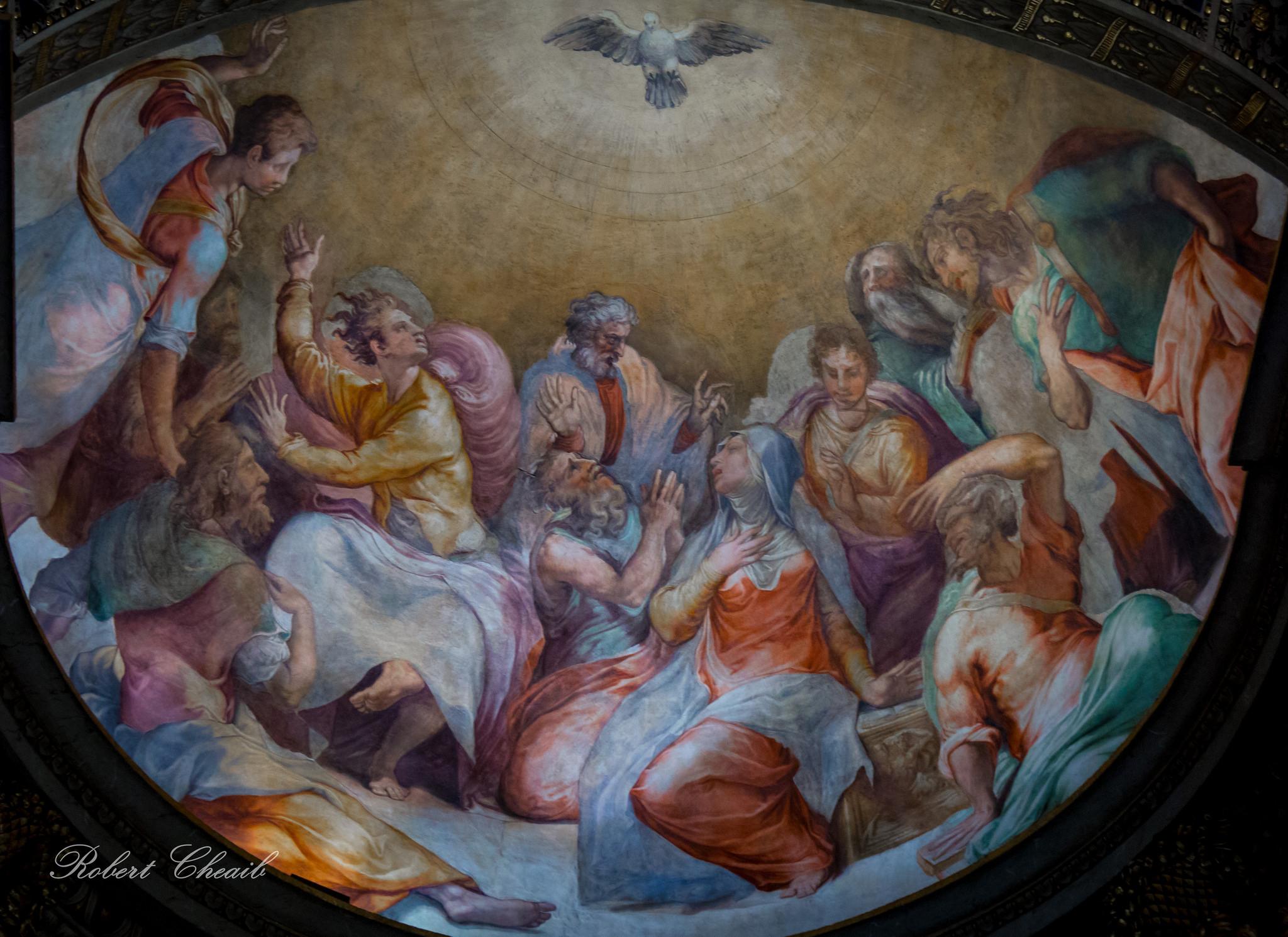 Pentecoste - Santa Maria dell'anima