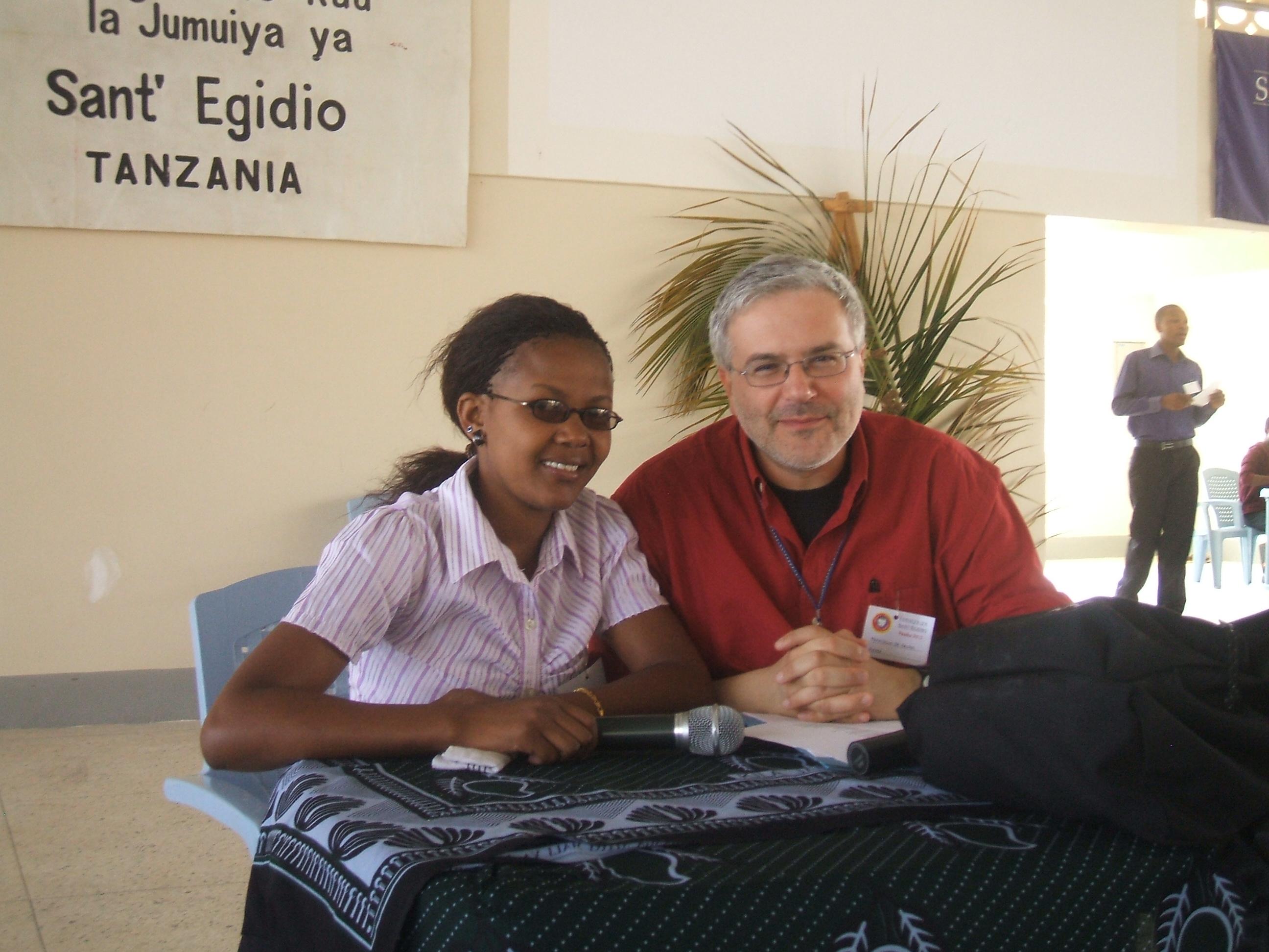 Community of Sant'Egidio in Africa