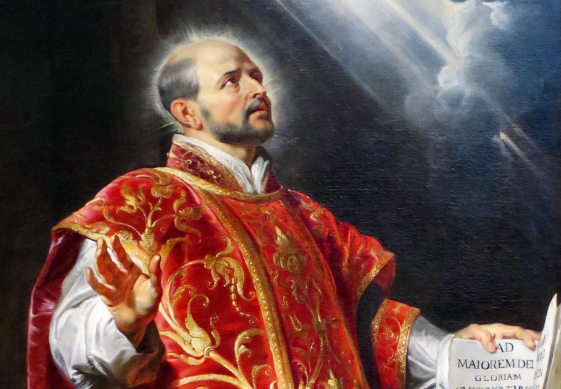 Saint Ignace de Loyola (1491-1556) / WIKIMEDIA COMMONS - Peter Paul Rubens