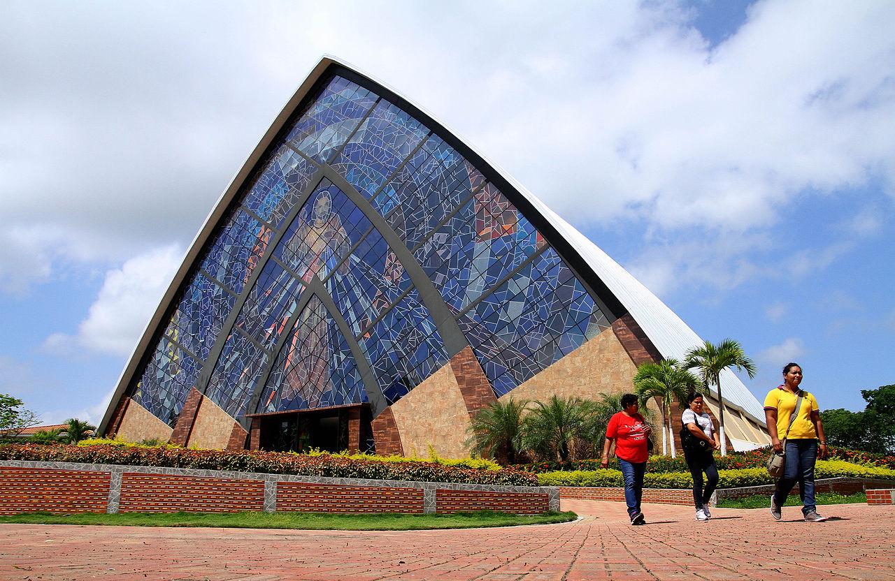 Sanctuaire national de la miséricorde divine de Guayaquil - WIKIMEDIA COMMONS - Agencia de Noticias ANDES/César Muñoz
