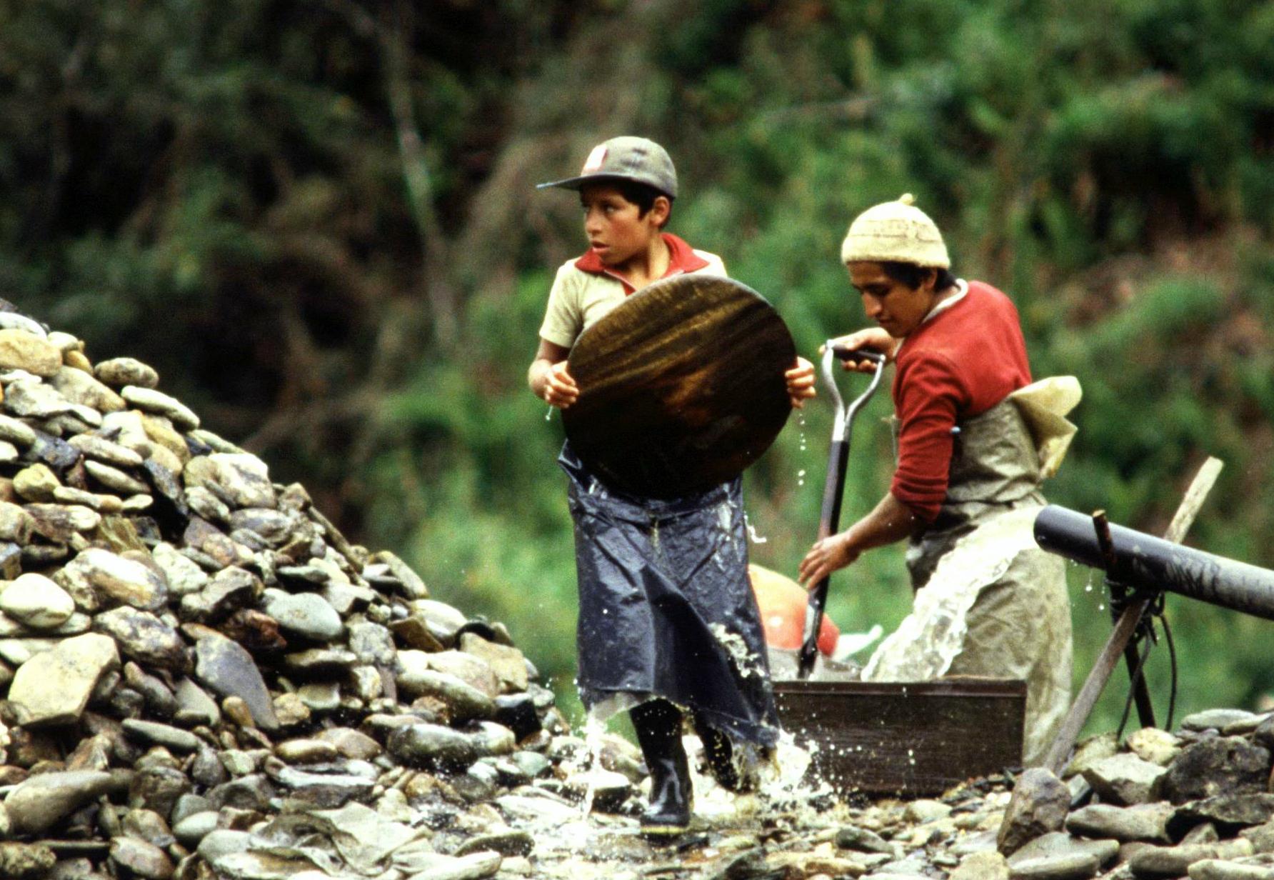 Child Labor in Morona Santiago