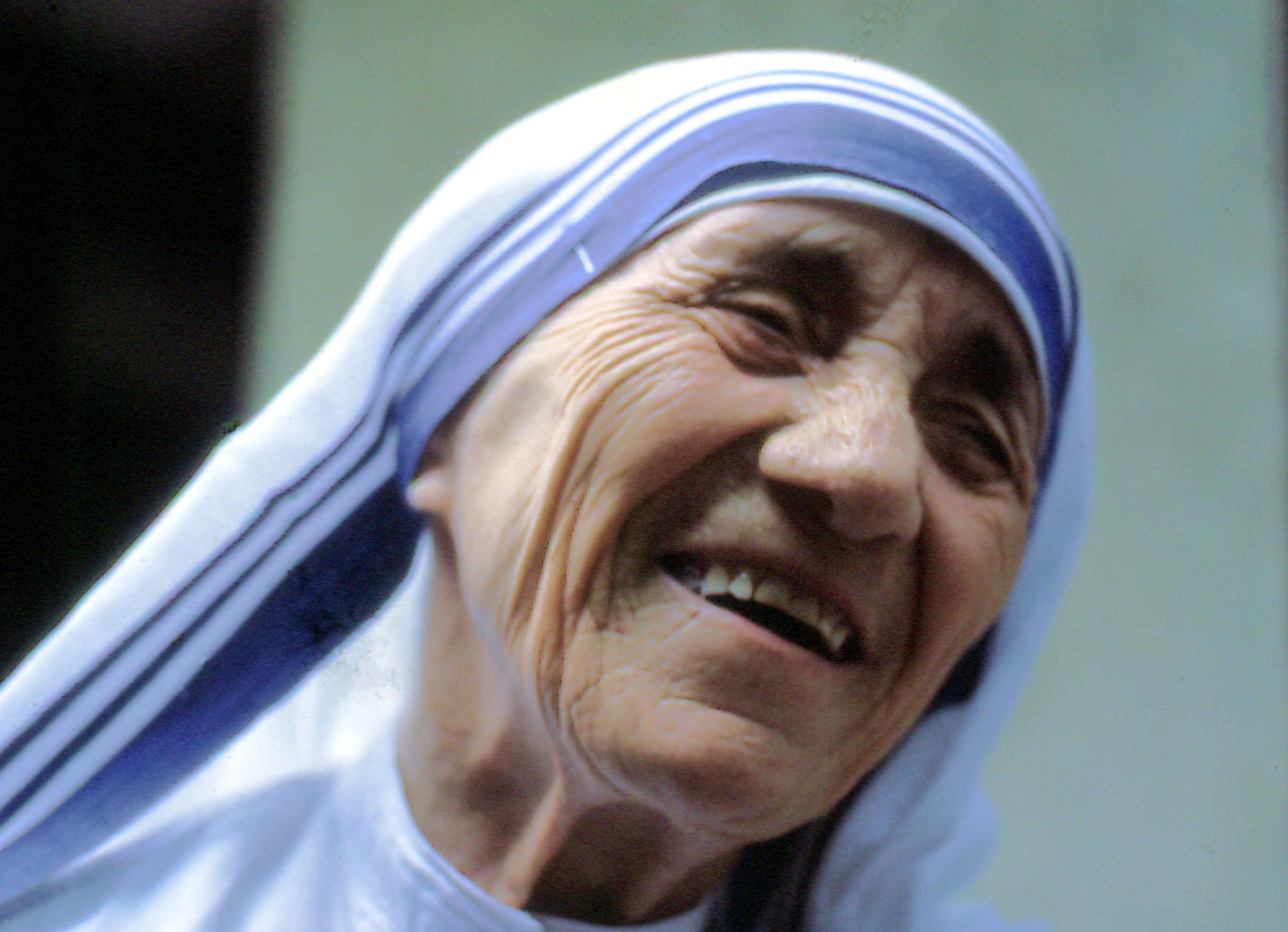Mère Teresa de Calcutta - WIKIMEDIA COMMONS - Manfredo Ferrari