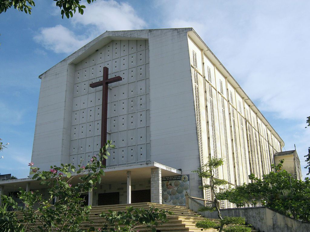 Cathedral of St. Anne in Vinh Long