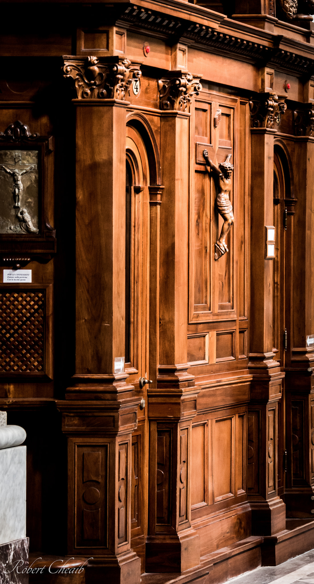 Confessional and Penitence