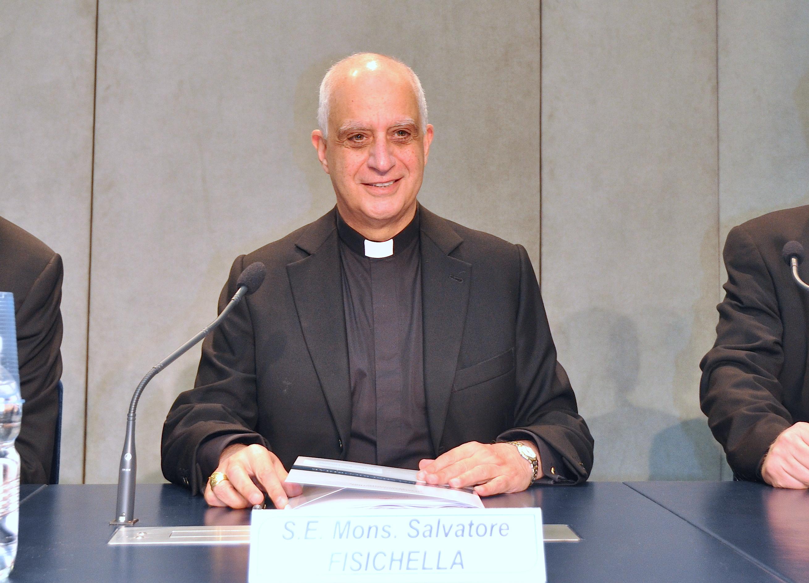 Mgr Salvatore Fisichella @ ZENIT - HSM