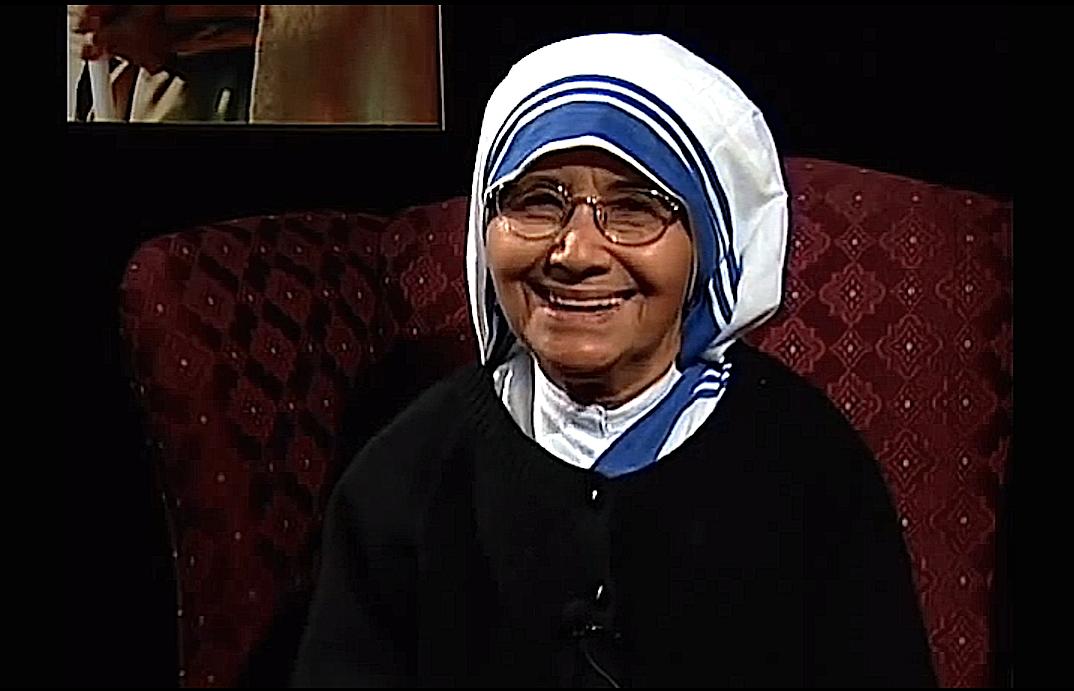 Sister Nirmala Joshi