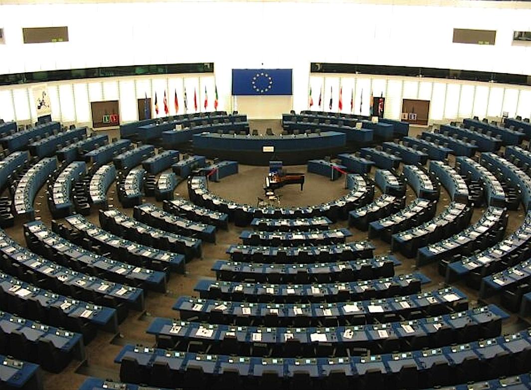 Le Parlement européen à Strasbourg @ COMMONS WIKIMEDIA - Cédric Puisney