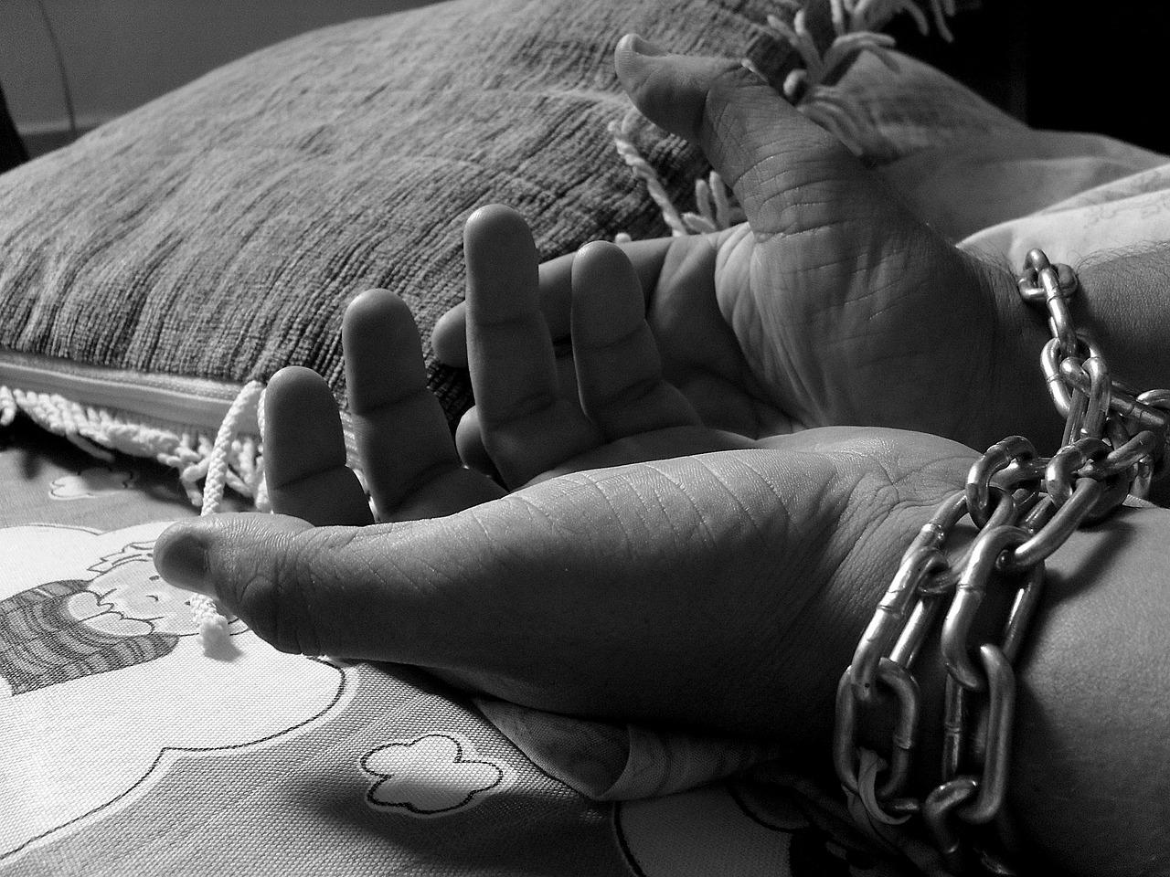 Esclavage et traite des êtres humains @ Pixabay CC0 - sammisreachers