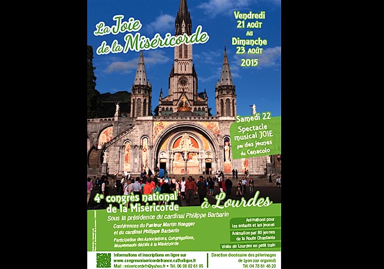 Poster Lourdes 2015