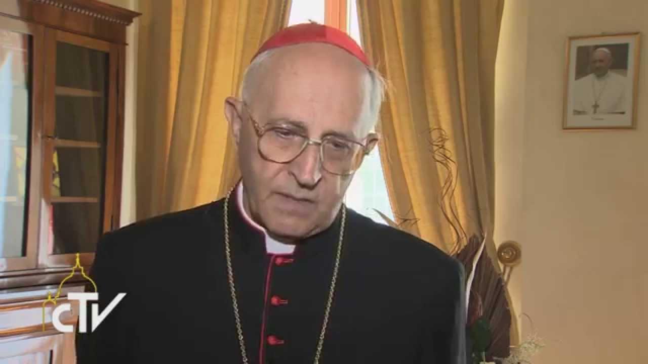 Cardinal Filoni, Capture CTV