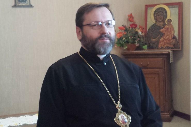 Mgr Sviatoslav Shevchuk © LM - ZENITiatoslav Shevchuk