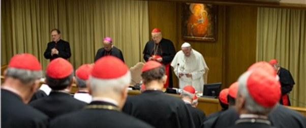 Synode sur la famille, Photo du Conseil pontifical pour la famille