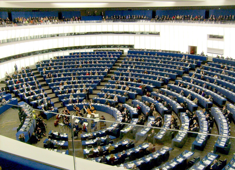 Wikipedia, Parlement européen