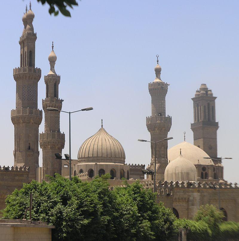 al-Azhar, © wikimedia commons, Daniel Mayer