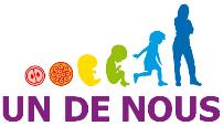 """""""Un de Nous"""", logo"""
