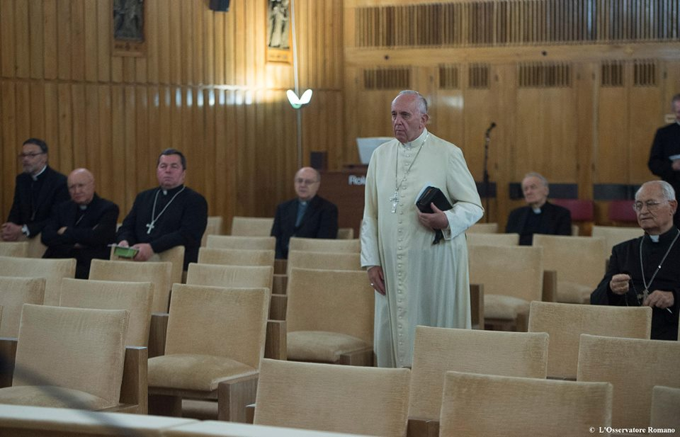 Retraite de carême à Ariccia - L'Osservatore Romano