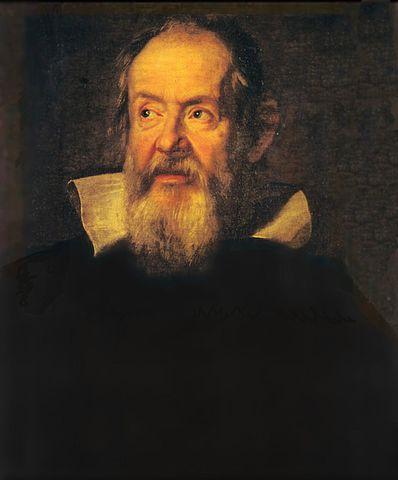 Galilée, Wikimedia Commons