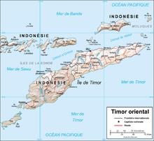 Timor oriental, wikipedia, DP