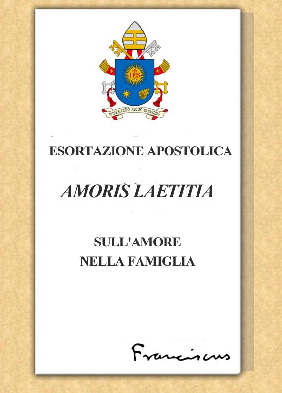 Amoris laetitia, couverture, vatican.va