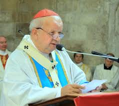 Cardinal Dziwisz © Wikimedia Commons