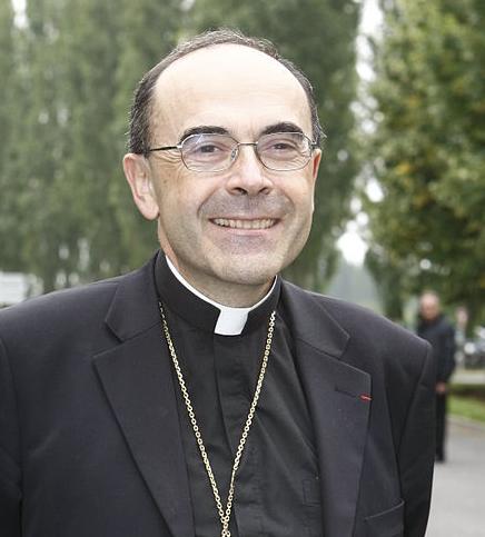 Cardinal Philippe Barbarin - Wikimedia Commons