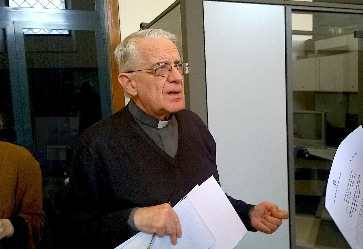 P. Federico Lombardi SJ, Zenit SM